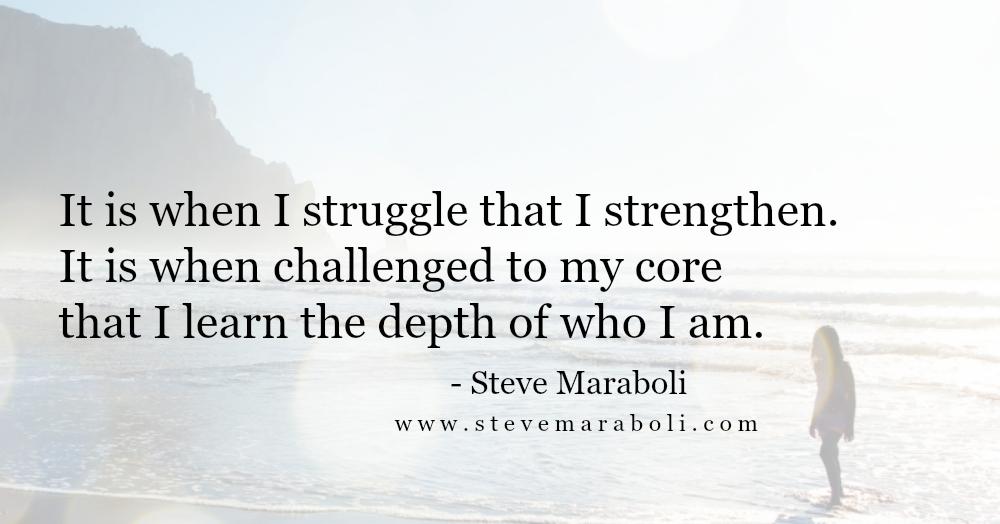 Sometimes You Have to Lose to Win - Steve Maraboli www.stevemaraboli.net
