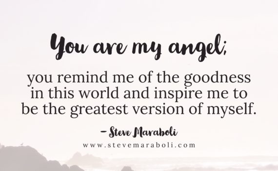 I Love Loving You | Steve Maraboli