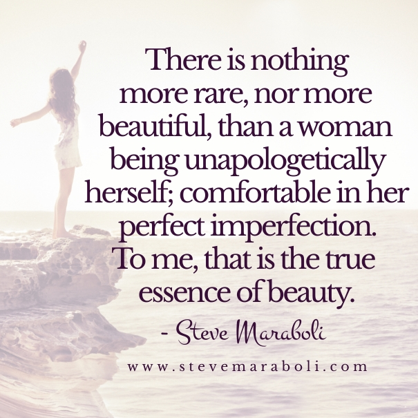 The Essence of Beauty - Steve Maraboli