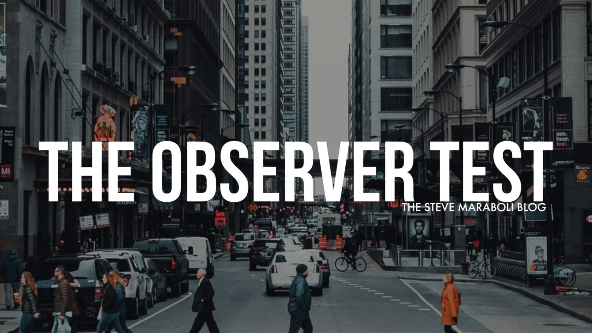 The Observer Test