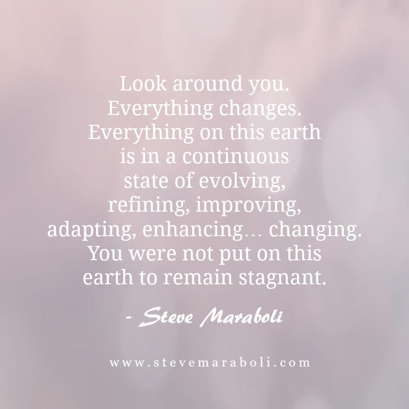 It's Your Season - Steve Maraboli