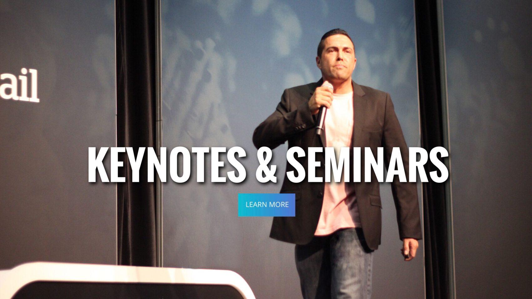 Steve Maraboli Keynote